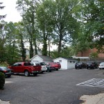 119 N Campus Parking Lot