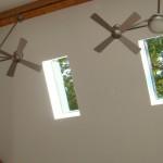 211 N College Ceiling