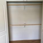 112NC Bedroom Closet Interior